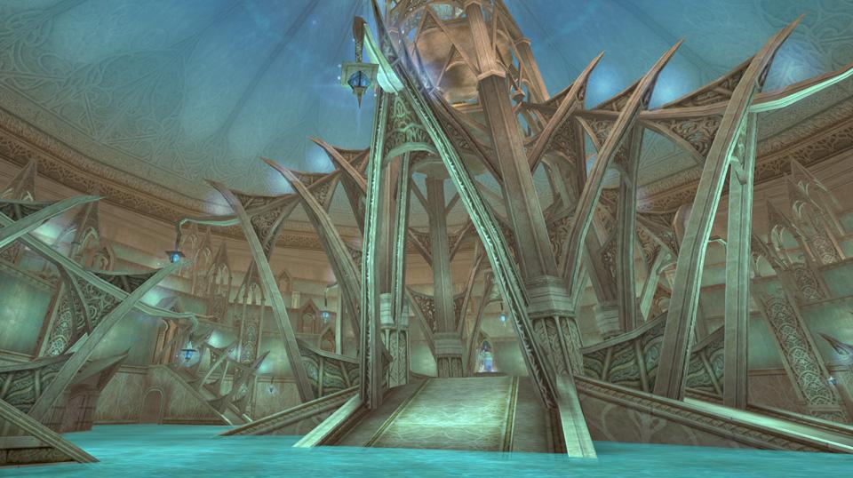 에바의 수중정원